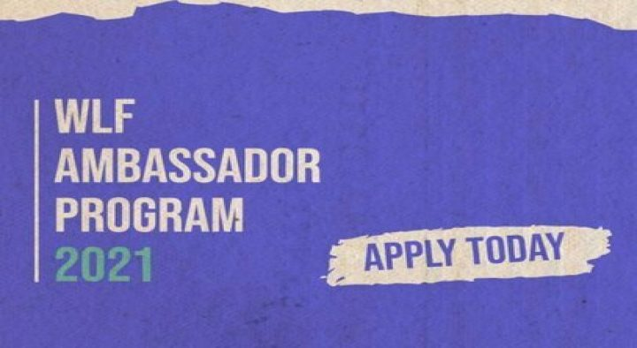 WORLD LITERACY FOUNDATION (WLF) AMBASSSADOR PROGRAM 2021