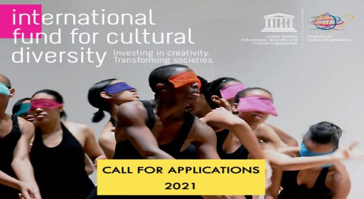 $100,000 FUNDING: UNESCO International Fund for Cultural Diversity 2021