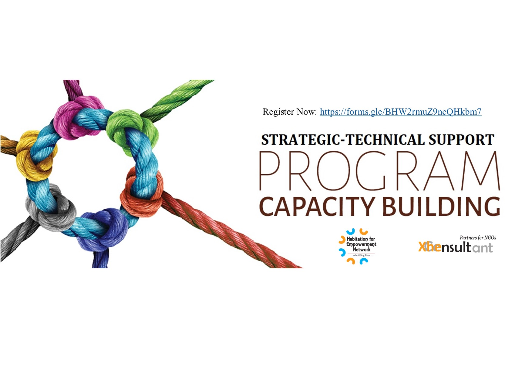 Call for Applications: 2021 Strategic-Technical Support Program (Capacity Building for NGO/CBOs)