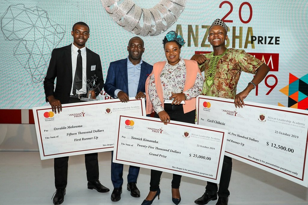 Anzisha Prize for Young African Entrepreneurs Fellowship 2022 ($140,000 for Business Growth)